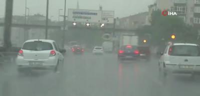 Meteoroloji'den kuvvetli yağış ve çığ uyarısı