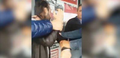 Metrobüs sapığını gizlemeye çalıştılar!