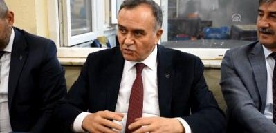 Akçay: Erdoğan'a desteğimiz devlet, millet ve ülke için