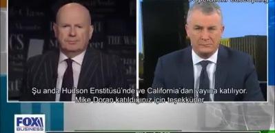 Michael Doran: YPG, PKK'nın Suriye koludur