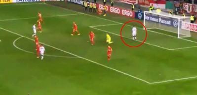 Almanya Frey'in golünü konuşuyor! Kalecinin aklını aldı