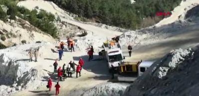Milas'taki maden faciasında bir kişinin daha cansız bedenine ulaşıldı