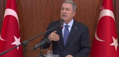 Milli Savunma Bakanı Akar'dan F-35 ve S-400 açıklaması