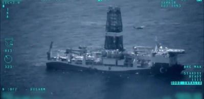 Milli Savunma Bakanlığı paylaştı! BAYRAKTAR TB-2 İHA denizde...