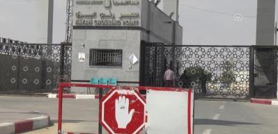 Mısır, Refah Sınır kapısı kapattı