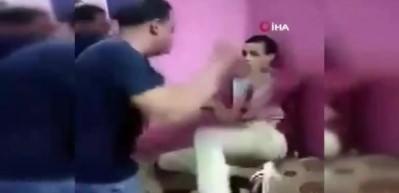 Mısır'da korkunç olay! Engelli genç darp edildi