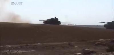 Modernize edilen M60 tanklarından ilk görüntüler