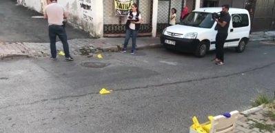 Motosikletle sokaklarda dehşet saçtı! 7 kişi yaralandı
