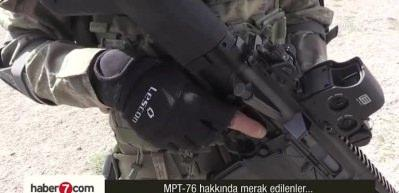 Milli piyade tüfeği 'MPT-76' yenilendi! İşte yeni özellikleri
