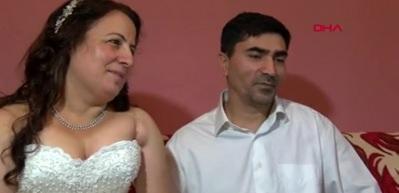 MS hastası adam 22 yıl sonra eski eşiyle yeniden evlendi
