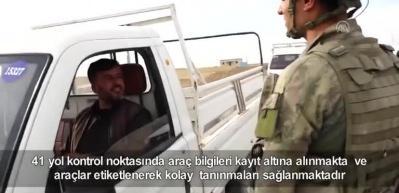 MSB: Kahraman Komandolarımız Suriyeli kardeşlerimizin huzur ve güvenliğini sağlıyor