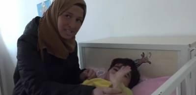 MSB: Rasulayn Hastanesi çocuklara şifa dağıtmaya başladı