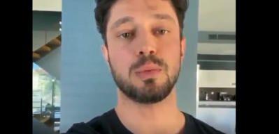 Murat Boz: 'Yanlış anlaşıldım'