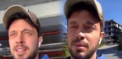 Murat Boz'dan takipçilerine corona virüs uyarısı: 'Evde durmayın'