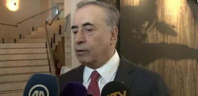 Mustafa Cengiz: Radamel Falcao'nun sakatlığı...