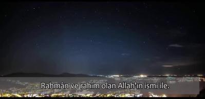 Nas suresi Arapça Türkçe yazılışı ve okunuşu