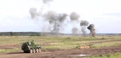 Nefes kesen görüntüler! Sovyet ve ABD tankları Polonya'da 'savaştı...'