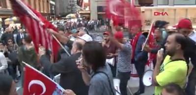 New York'ta Erdoğan coşkusu! Böyle seslendiler: Sen dünyaya başkaldırdın!