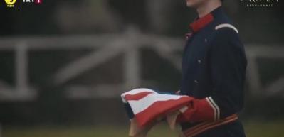 'O bayrağa uzanan el kırılır!'