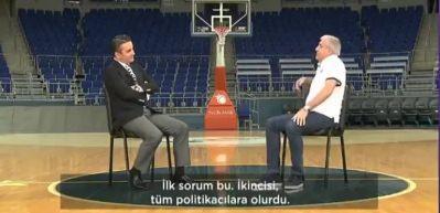 Obradovic'ten tarihi röportaj!