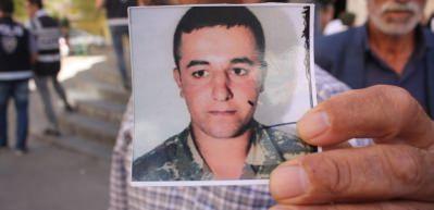 ''Oğlumuzu HDP'liler kaçırmış, PKK'ya vermiş''