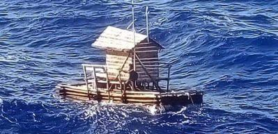 Okyanusun ortasında 49 gün kurtarılmayı bekledi