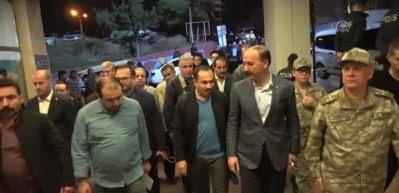 Orgeneral Dündar'dan patlamada yaralananlara ziyaret