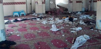 Pakistan'da camiye bombalı saldırı: Çok sayıda ölü ve yaralı var
