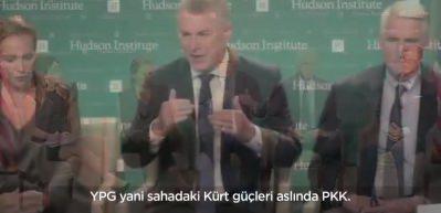 ABD'li uzman Doran açık açık itiraf etti: YPG aslında PKK
