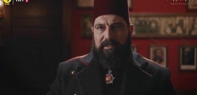Payitaht Abdülhamid'de izleyenleri ekrana kilitleyen sahne