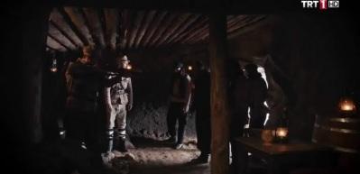 Payitaht Abdülhamid'de tüyleri diken diken eden sahne