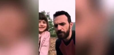 Paylaşım rekoru kıran video! 'Tayyip Amca getirdi' deyince...