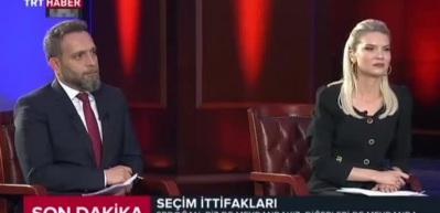Pelin Çift'in 'hastane' gafını Erdoğan affetmedi