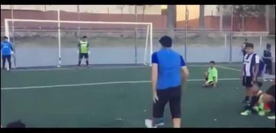 Penaltı vuruşunda devrim yapan adam