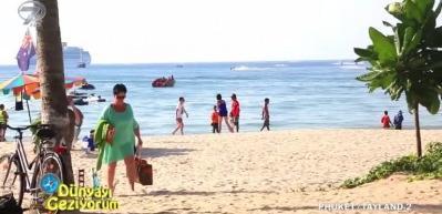 Phuket'in en büyük Patong Plajı ve Patong Bölgesi'nde gezilecek yerler