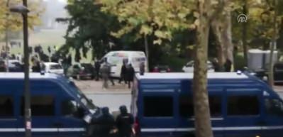 PKK yandaşları AİHM ve Avrupa Konseyi'ne saldırdı: 14 gözaltı