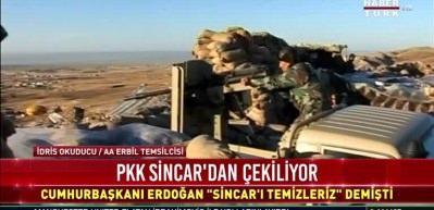 PKK'dan flaş karar: Oradan çekiliyor