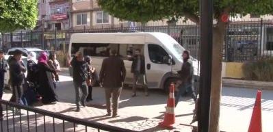 PKK'ya şafak operasyonu: 5'i çocuk, 11 kişi adliyeye sevk edildi