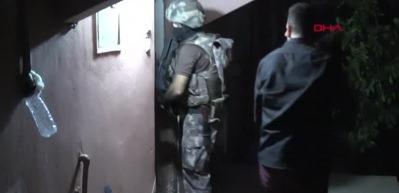 PKK'ya şafak operasyonu! Yakalandılar
