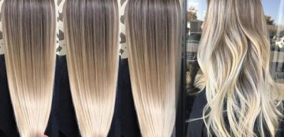 Platin sarı saç elde etmenin püf noktaları