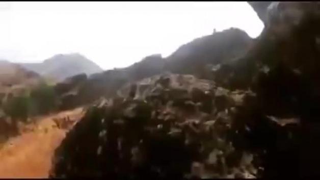 Mehmetçik fark etti! PKK'lı terörist video çekiyordu...