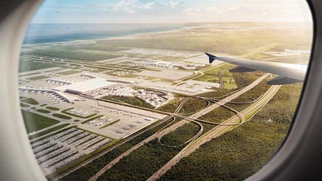 İşte 3. Havalimanı'nın yeni reklamı