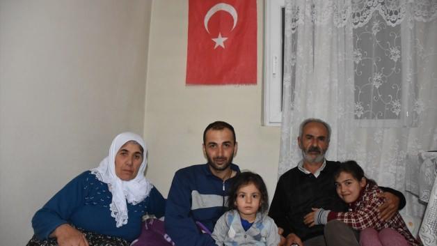 Afrin Gazisi Uzman Çavuş duygulandırdı