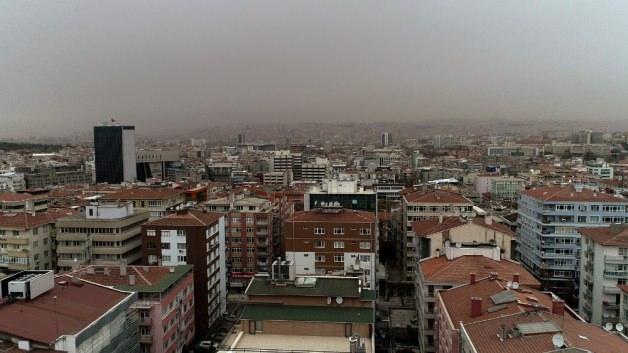 Ankara'da şok görüntü!