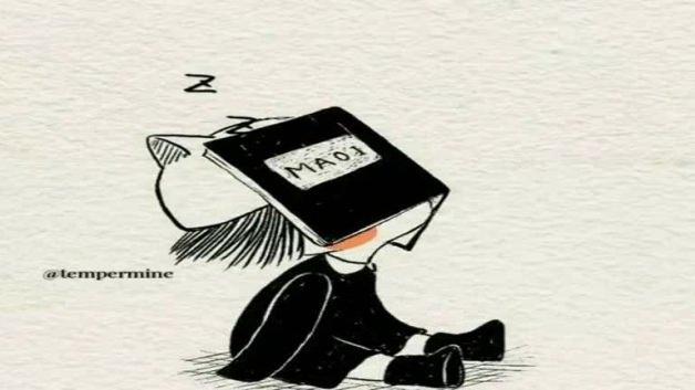 Azeri öğrencinin komik bıkkınlığı!