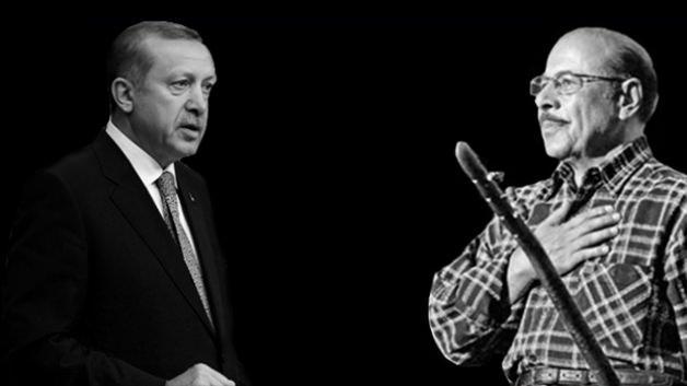 Başkan Erdoğan'ın sesinden 'Neşet Ertaş'