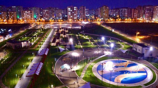 Diyarbakır'ın çehresi hizmetlerle değişti