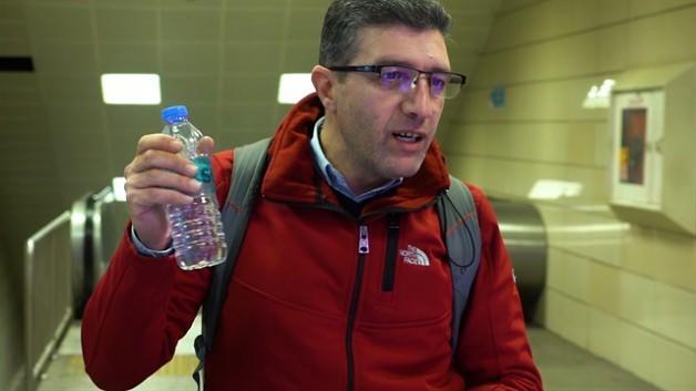 Dünya Su Günü'nde İBB'den anlamlı sosyal deney