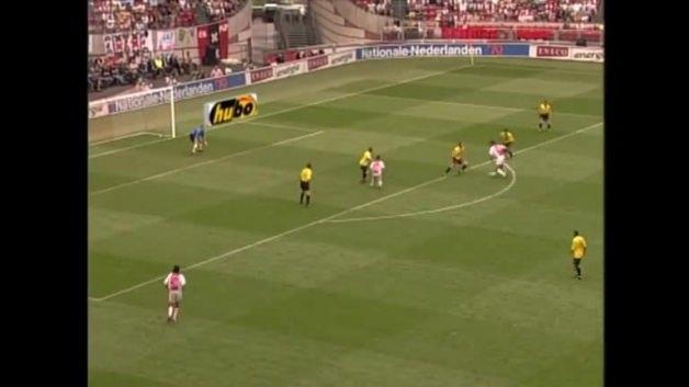 Zlatan efsanesi böyle doğdu! Unutulmaz gol...