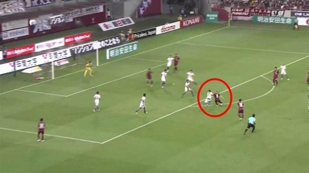 Iniesta'dan Japonya'yı sallayan muhteşem gol!